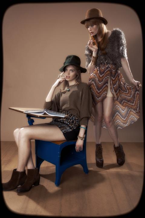 Превью лукбука: LF Stores Fall 2011. Изображение № 20.