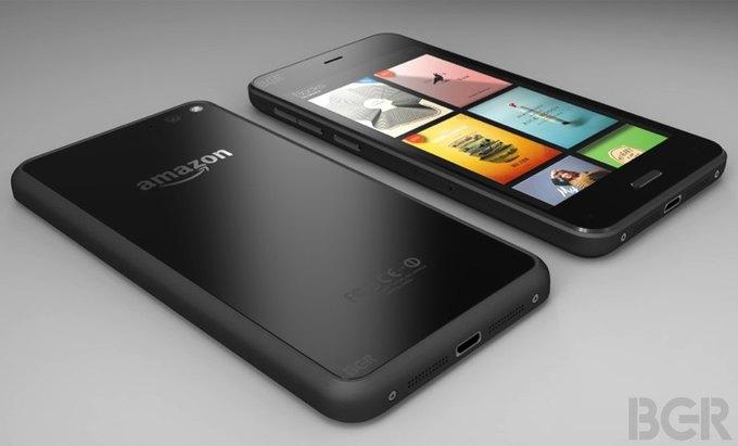 Появилось первое неподтверждённое изображение 3D-смартфона Amazon. Изображение № 1.
