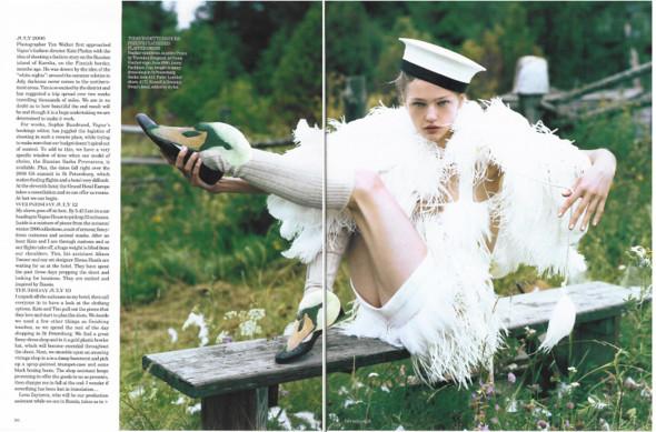 Magazine: Vogue UKJanuary 2007. Изображение № 6.