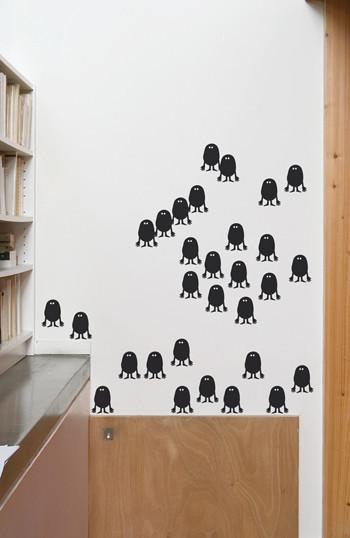 Виниловый мир от француского дизайнера Genevieve Gauckler. Изображение № 3.