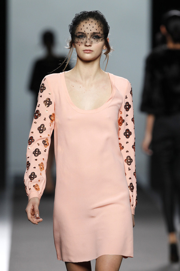 Madrid Fashion Week A/W 2012: Miguel Palacio. Изображение № 26.