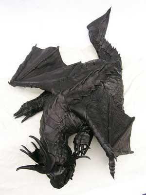 Увас дракон наспине. Изображение № 8.