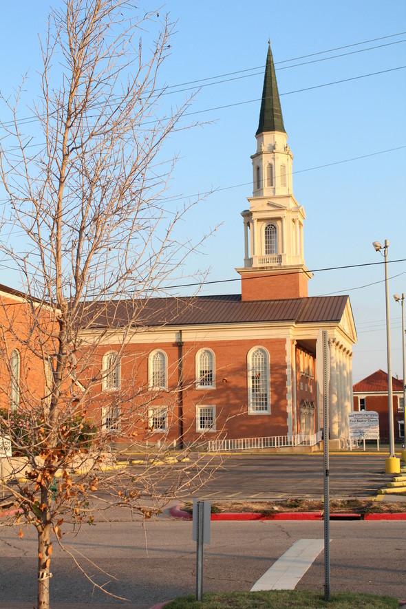 Маленький городок на юге Техаса. Изображение № 8.