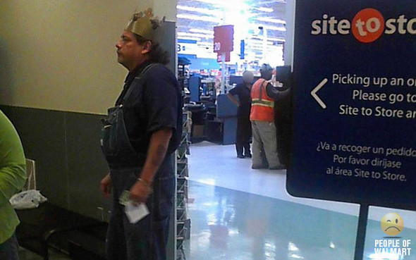 Покупатели Walmart илисмех дослез!. Изображение № 21.