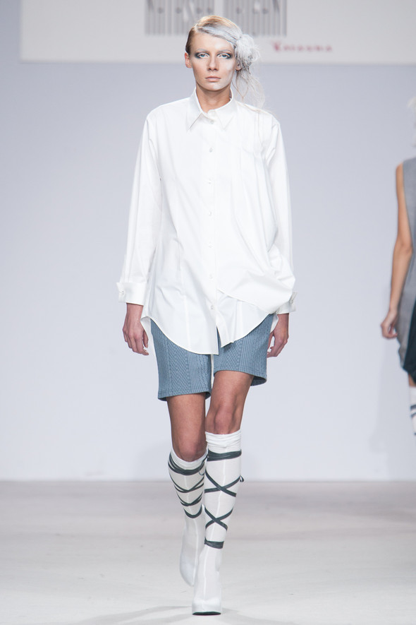 Наташа Дригант, Кира Пластинина, Сергей Сысоев, Gabi Lauton: весна-лето 2011 на Volvo Fashion Week. Изображение № 3.