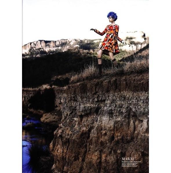 5 новых съемок: Harper's Bazaar, Qvest, POP и Vogue. Изображение № 15.