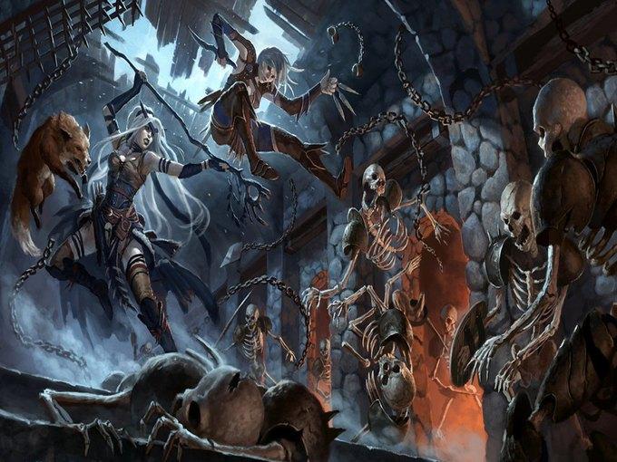 Warner Bros. экранизирует Dungeons and Dragons. Изображение № 1.