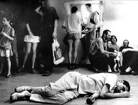 Ночь в музее:  Кто и зачем спал  ради искусства. Изображение № 10.