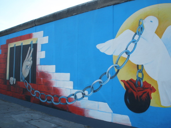 Berliner Mauer. Изображение № 3.
