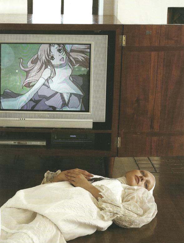 Архивная съёмка: Монахини и роботы в объективе Стивена Мейзела, 2006. Изображение № 1.