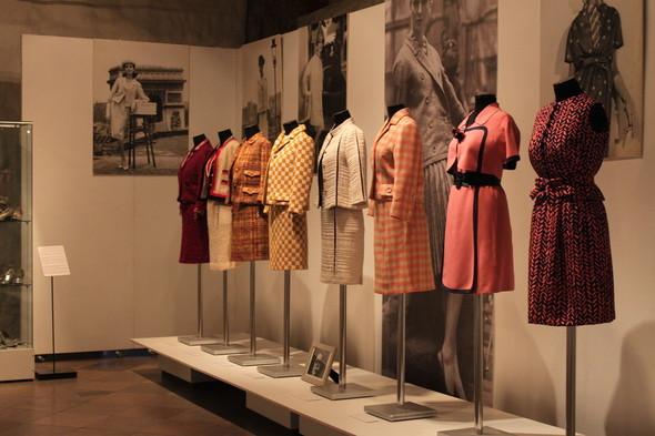 От мини до макси. Мода 60-тых годов 20 века. Изображение № 9.