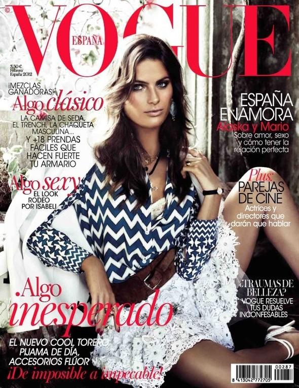 Обложки Vogue: Испания и Корея. Изображение № 1.