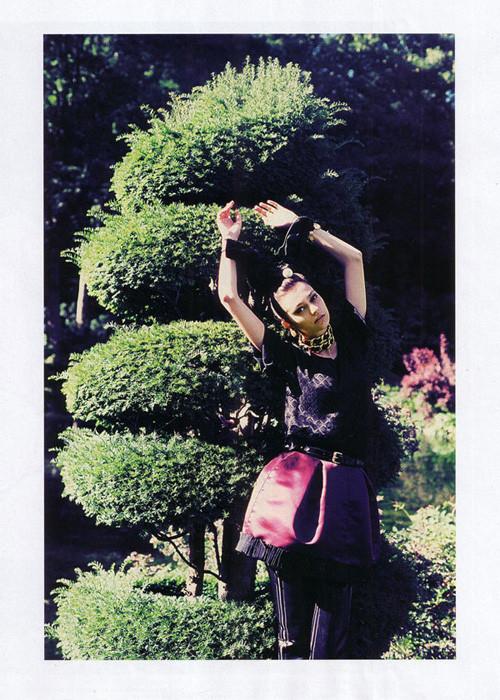 Morgane Dubled дляJalouse. Изображение № 4.