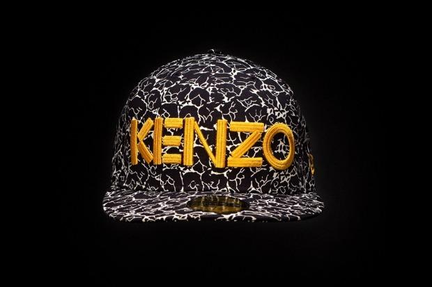 Kenzo снова создали кепки и кеды с New Era и Vans. Изображение № 2.