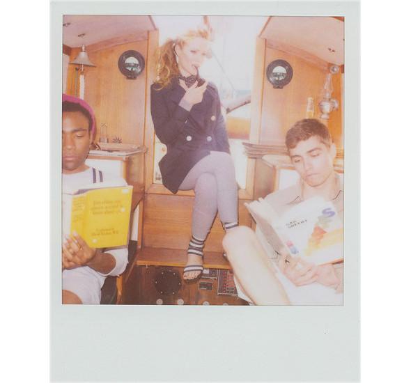 Лукбук: Скот Штепенберг любит Polaroid. Изображение № 8.