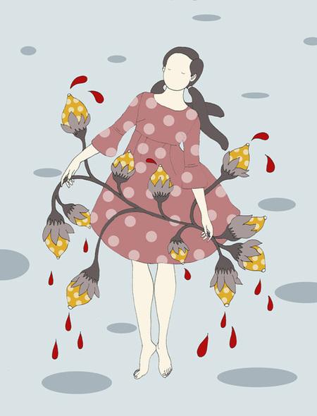 Уроки рукоделия отчудо художницы Elsa Mora. Изображение № 25.