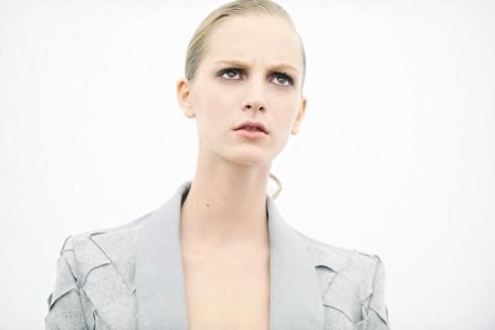 РОЗАННА ГЕОРГИУ. новые лица в модельном бизнесе. Изображение № 1.