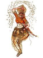 Zandra Rhodes – дизайн текстиля иодежды. Изображение № 8.