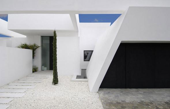Дом Sotogrande от студии A-cero Architects. Изображение № 7.