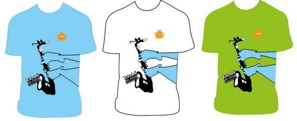 Изображение 124. Кастинг принтов для футболок SEKTA: Koktebel Jazz Fest.. Изображение № 123.