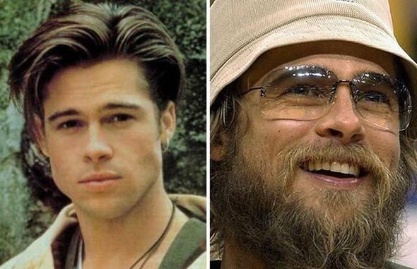 Знаменитые люди: тогда и сейчас. Изображение № 5.