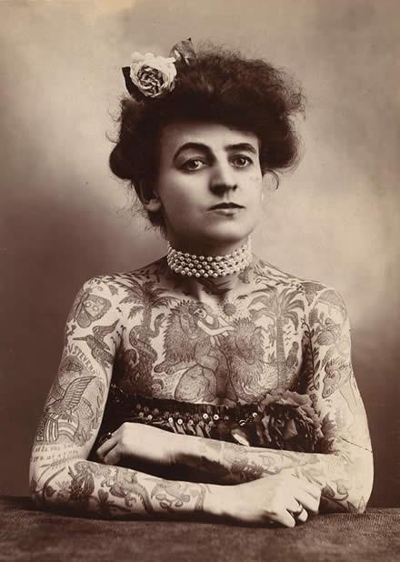 Татуировка XXвека. Изображение № 4.