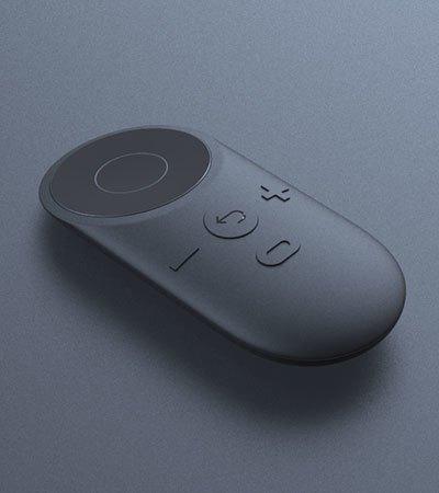 Модель контроллера с логотипом. Изображение № 3.