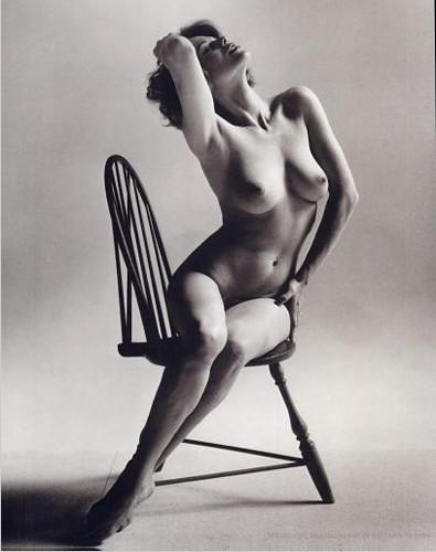 Части тела: Обнаженные женщины на фотографиях 50-60х годов. Изображение № 54.