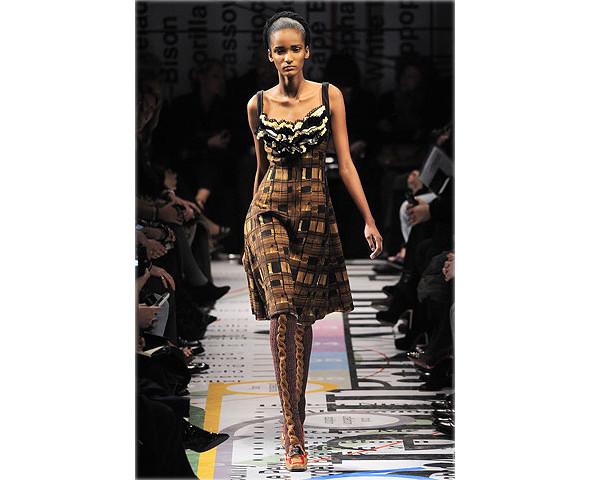 Показ Prada на Неделе моды в Милане. Изображение № 11.