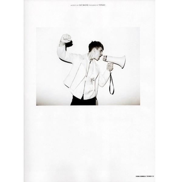 Изображение 28. Мужские съемки: Vogue, L'Officiel и другие.. Изображение № 37.