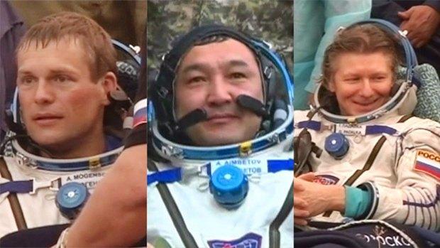 Геннадий Падалка и ещё двое космонавтов вернулись с МКС. Изображение № 1.