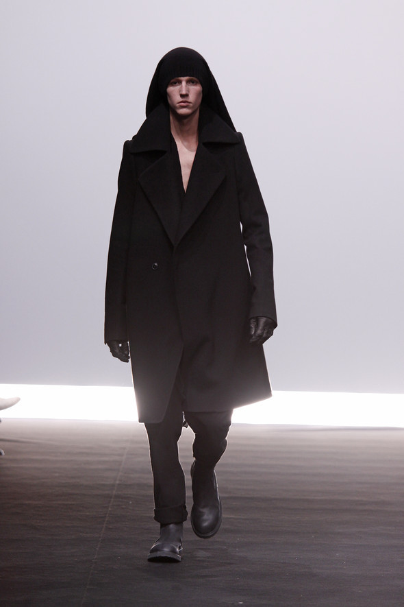 Rick Owens Fall Winter 2009 2010. Изображение № 13.