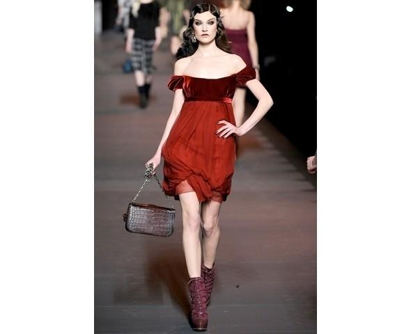 Показ Dior FW 2011. Изображение № 25.
