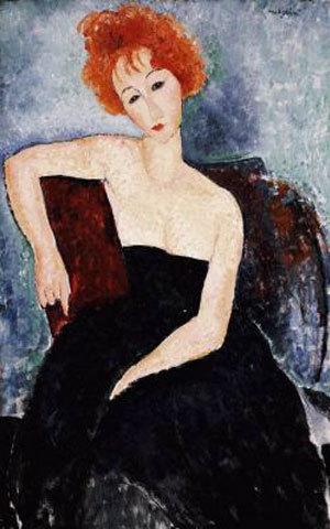 Amedeo Modigliani. Изображение № 4.