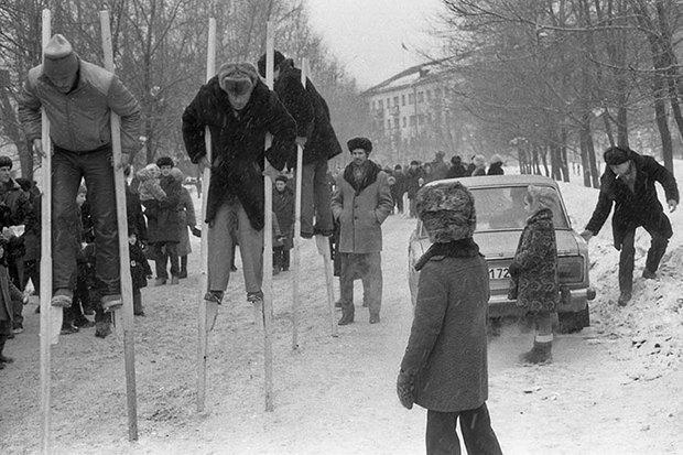Советские фотографы, которых несправедливо уволили. Изображение № 23.
