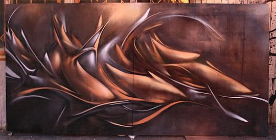 Интервью с граффити райтерами: Morik1. Изображение № 13.