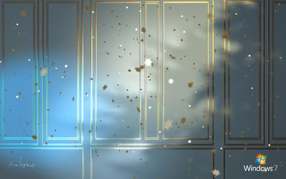 Новогодние обои Microsoft от Димы Логинова. Изображение № 2.