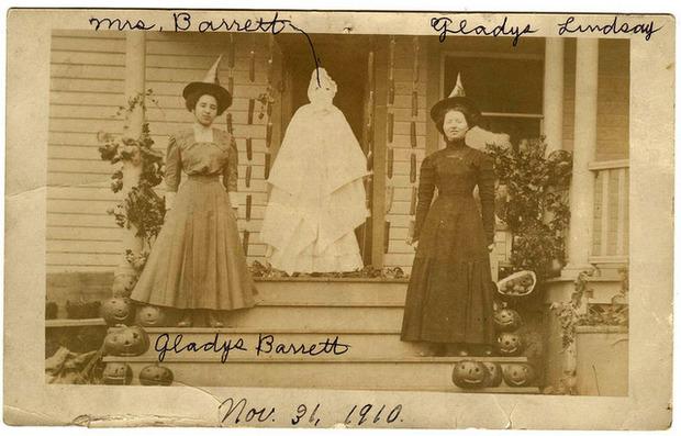 История Хэллоуина в фотографиях . Изображение № 2.