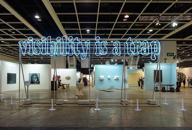 Почему Гонконг — новое место силы современного искусства. Изображение № 3.