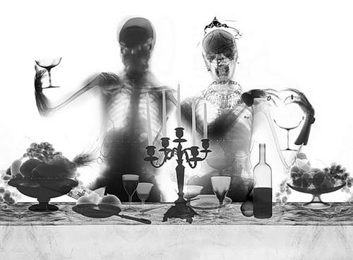 Benedetta Bonichi: Взгляд изнутри - рентген как искусство. Изображение № 3.