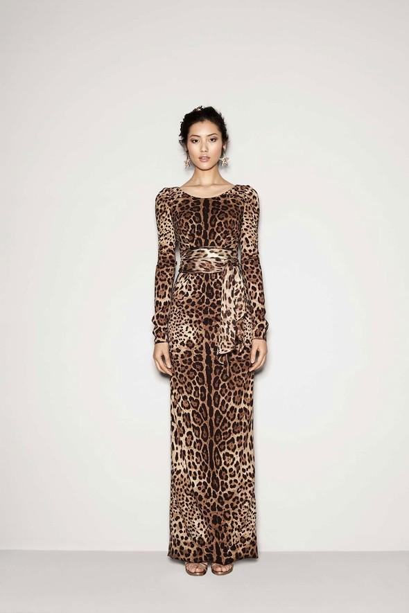 Лукбук: Dolce & Gabbana FW 2011 Women's. Изображение № 66.