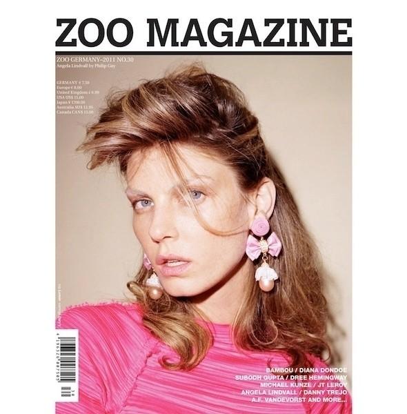 Изображение 8. Обложки: i-D, Russh, Zoo и другие.. Изображение № 10.