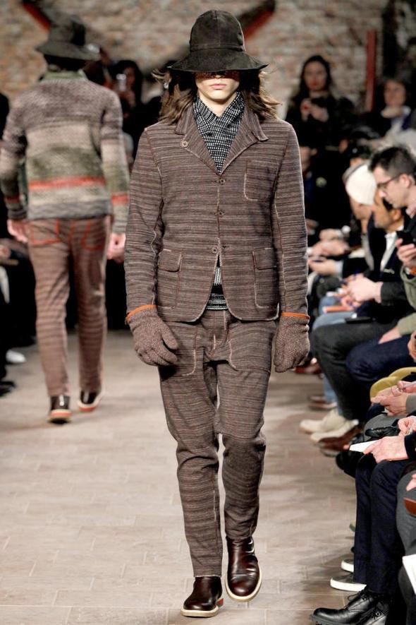 Изображение 77. Milan Fashion Week. Часть 1.. Изображение № 93.