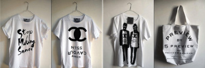 5 Preview – hot black&white tees. Изображение № 2.