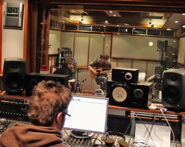 Мы записали Рим в альбоме. Изображение № 11.