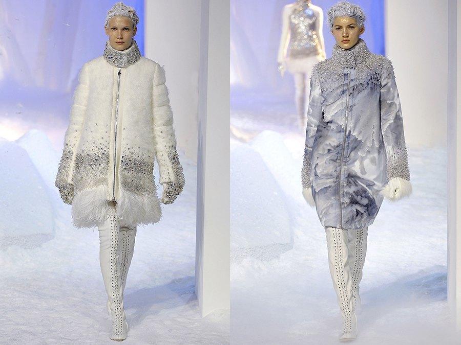 Неделя моды в Париже:  День 9. Изображение № 13.