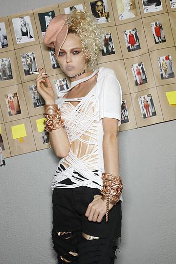 Модели 2009: как бы тебе повезло. Изображение № 15.