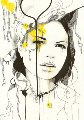 Иллюстрации Дэйвида Брэя грация исексуальный подтекст. Изображение № 6.