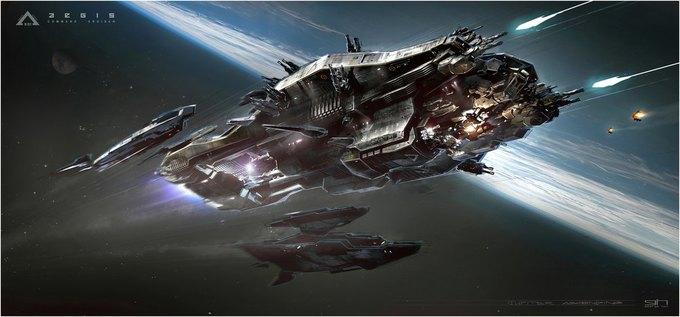 Художник «Восхождения Юпитер» выложил концепты к фильму. Изображение № 6.