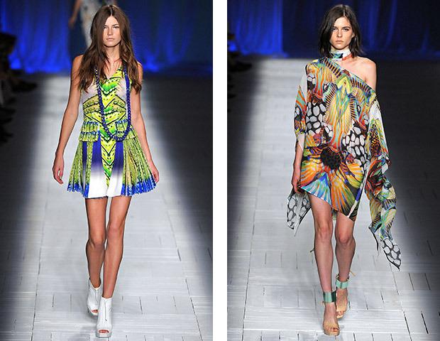 MFW SS 13: Показы Dolce & Gabbana, Fendi, Jil Sander, Marni и Versace. Изображение №21.
